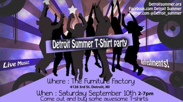 DS Tshirt Party